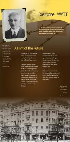 Auschwitz: The Eva Brewster Story 06
