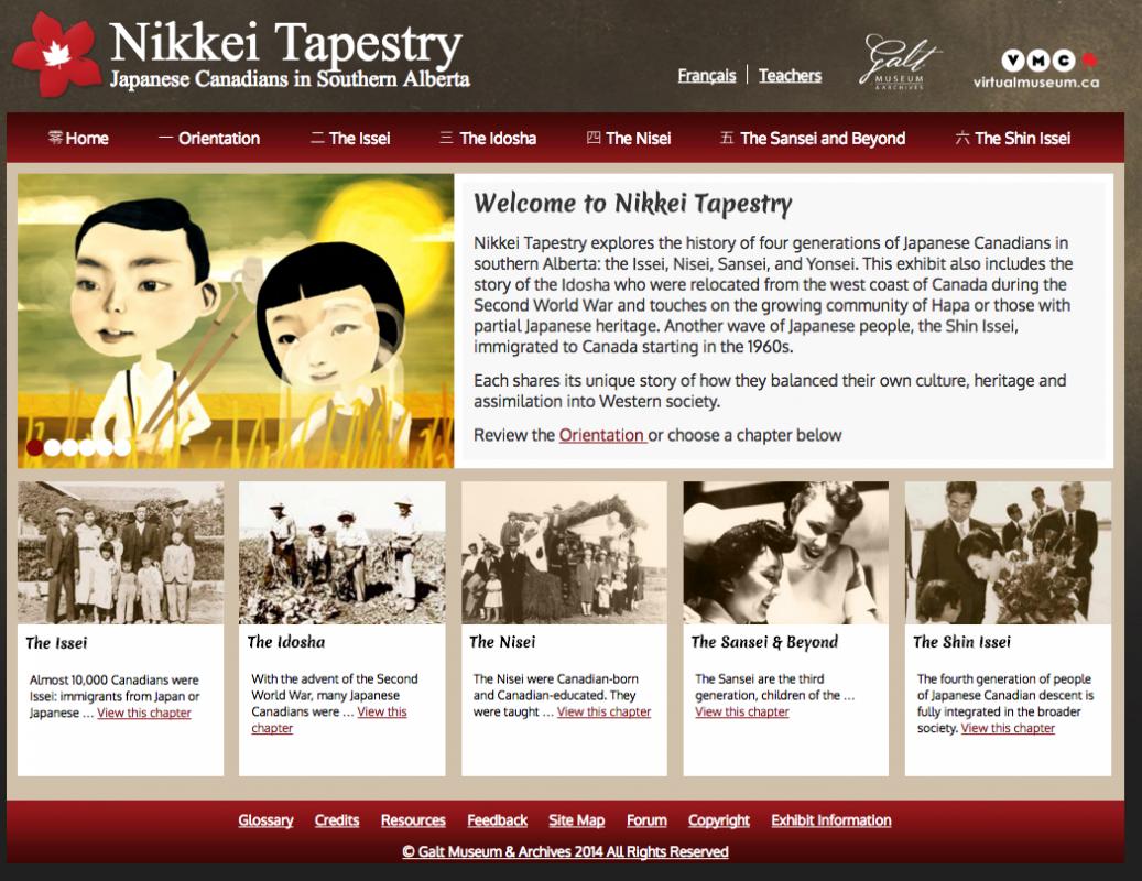 nikkei-tapestry.ca
