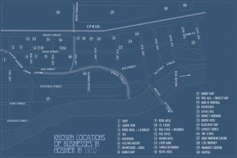 Hosmer: map replica