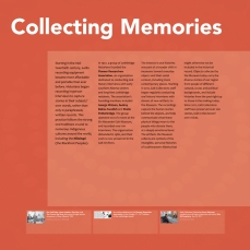 3 Collecting Memories