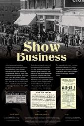 4 Show Business 32x48