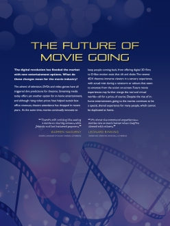 7 Future of Movie-going 30x40