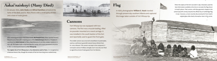 Galt Museum: Fort Whoop-Up